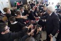 Presidente Mattarella inaugura Casa della Musica, messaggio fiducia nella vita