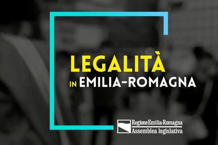 Legalità: le attività della Regione Emilia-Romagna